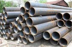 Pipe of seamless 127х18 mm. St 10,20