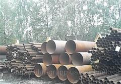Electrowelded pipes e / from 820 mm
