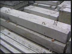 Concrete usual for reinforced concrete designs