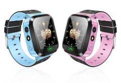 Детские смарт часы Kids Smart Watch с камерой, GPS