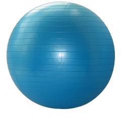 М'яч гумовий для фітнесу фітбол 65 см,  75...