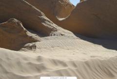 Sand career washed