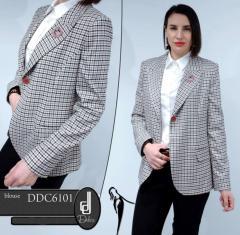 Женский деловой пиджак Perzoni DDC 6101