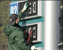 Automobile gasoline