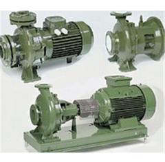 Моноблочные и консольные центробежные насосы SAER