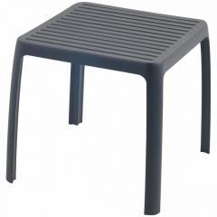 Стол Aquaviva Wave (420х365х420 мм), черный