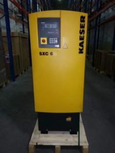 I will sell the screw compressor BU Kaeser SXC 6