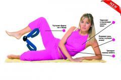 Эспандер Бабочка тренажер для груди, рук, ног, бедер,
