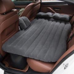 Матрас в машину. Надувной автоматрас с насосом. Надувная кровать в автомобиль.