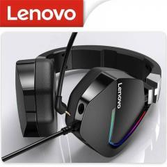 Спер крутые Геймерские наушники LENOVO H402 качественные, надежные игровые наушники