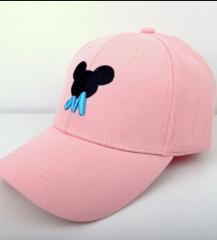 Бейсболка Minnie-Mouse підійде як хлопчикам так і дівчаткам Бейсболка Микки Маус для мальчика, для девочки
