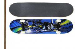 Скейтборд дэка Канадский клен 9 слоев! Толщина доски: 10 мм, длина – 79 см, ширина - 20 см. Деревянный скейт