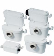 Установка канализационная SOLOLIFT+ WC-3