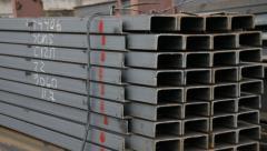 Швеллер гнутый №3  х2 мм, х3 мм (ГОСТ 8278-83) Собственное производство