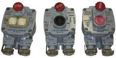Посты взрывозащищенные кнопочные типа ПВК
