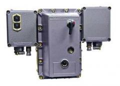 Actuators PV series, explosion-proof from aluminum