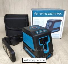 Мини лазерный нивелир KRAISSMANN 2 LL 15 с