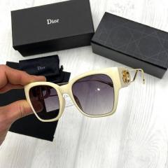 Женские солнцезащитные очки бабочки Диор реплика