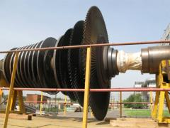 K-200, K-300, etc. turbines - delivery of spare