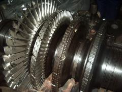 Turbozapchati for thermal power plant and combined