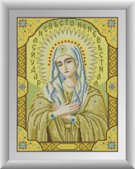 30530 Набор алмазной мозаики Икона Божьей Матери