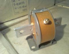 Трансформатор тока Т-0,66УЗ.