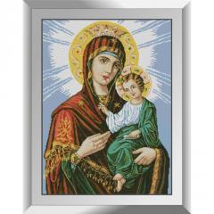 31202 Икона Божией Матери Иверская Набор алмазной