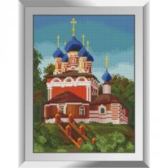 31339 Ранняя осень. Церковь Набор алмазной