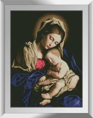 31501 Дева Мария Набор алмазной живописи