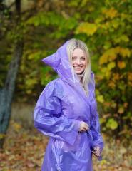 Raincoat from rain