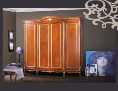 Cases wooden, sliding wardrobes of Monte Cristo