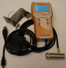 Measuring instrument of local vibration ILV-02,