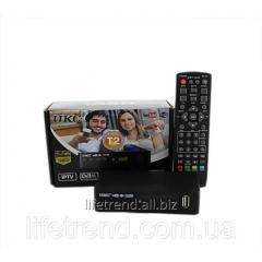 Цифровой эфирный тюнер UKC DVB-T2 0967 с...