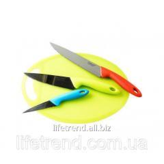 Набор кухонных металлических ножей GIAKOMA G-8137