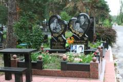 Ограды гранитные, цоколя гранитные-комплексы, Киев