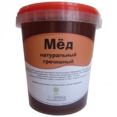 Гречишный мёд, натуральный, своя пасека. Одесса, Киев, Сумы