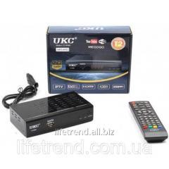 Тюнер UKC DVB T2-0968 с поддержкой wi-fi...