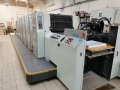 Оборудване за офсетен печат