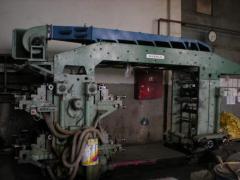 Equipment for the flexographic press of Bielloni