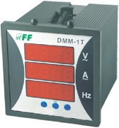 Digital analyzers of parameters of the DMM-1T