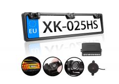 Номерная рамка с парктроником 2 Sensor MD /