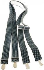Мужские подтяжки для брюк 110 на 3, 6 см...