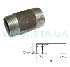 Bachata short steel 32 mm of GOST 8969-75