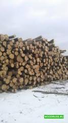 Wood sawlog, alder