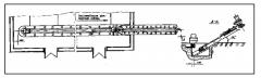 Транспортер скребковый для помёта  НКЦ 7-12-02,