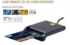 USB считыватель смарт-карт для банковских карт