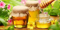 Мёд из лесного разнотравья