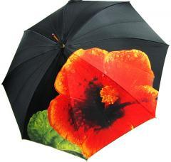 Зонт Doppler женский 12021 Hibiskus,  ручная...