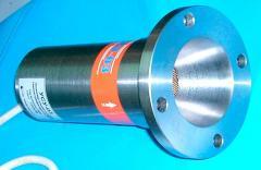 Ultrasonic UU-12 level meter, Level meters