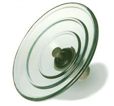 Suspended glass insulator PSK-300A
